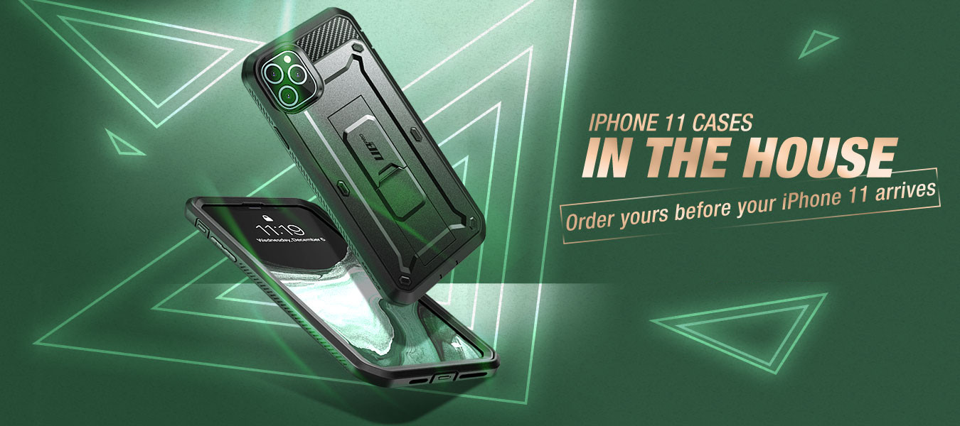 SUPcase iPhone 11 case deals
