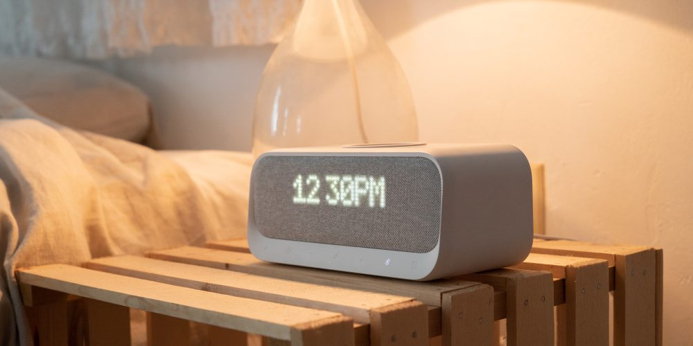 Anker Soundcore Wakey on nightstand 2