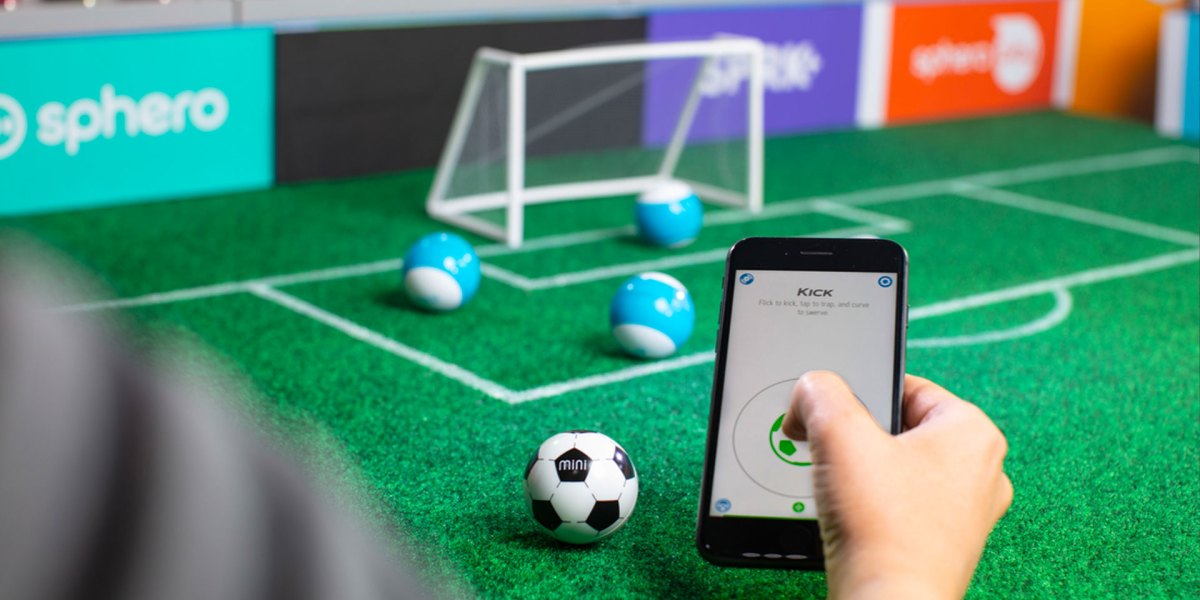 Sphero Mini Soccer Kit
