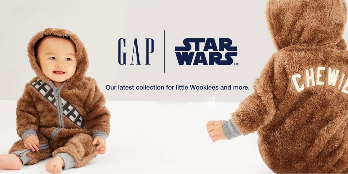 Gap Star Wars