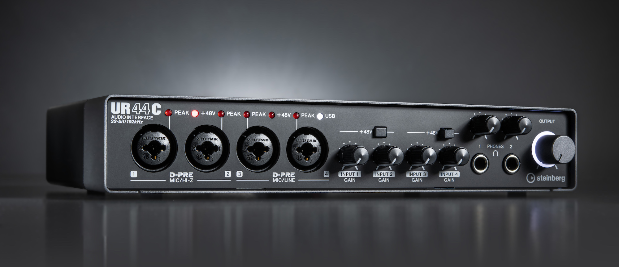 Steinberg USB-C audio interfaces for Mac iPad Pro