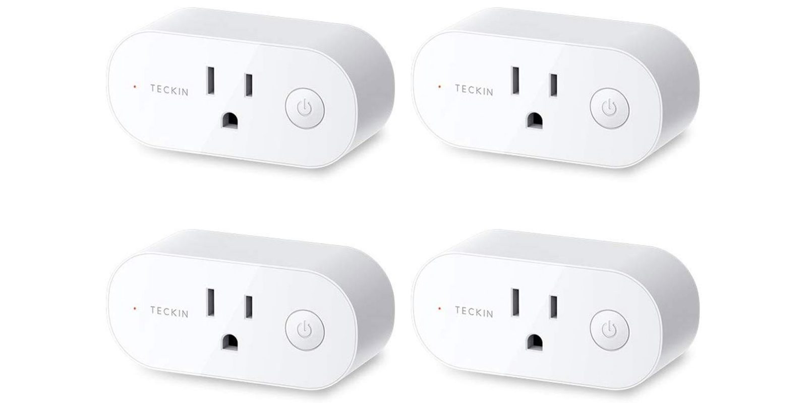 Save 35% on this four-pack of Alexa/Assistant Wi-Fi smart plugs, now $26