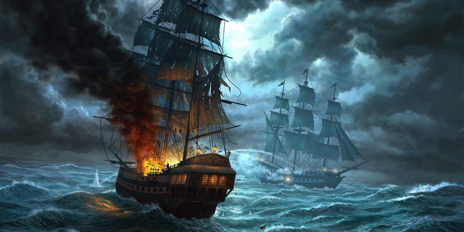 Become a pirate and assemble a crew in Tempest for iOS while it's $4 (50% off)