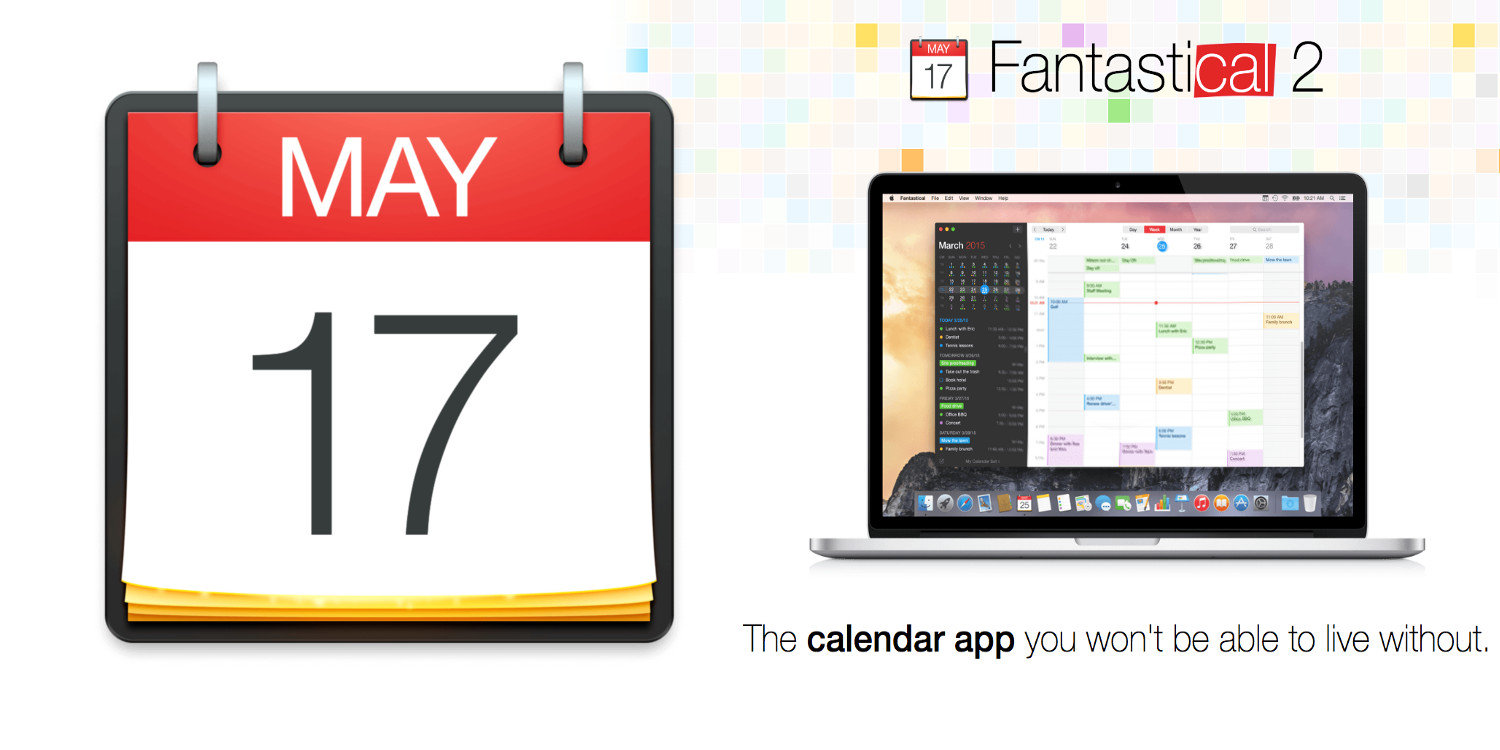 Bundle the popular Fantastical 2, Cardhop, and more at 20% off today on Mac