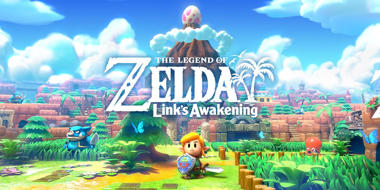 Today's Best Game Deals: Zelda Link's Awakening $46, New Super Mario Bros. $41.50, more