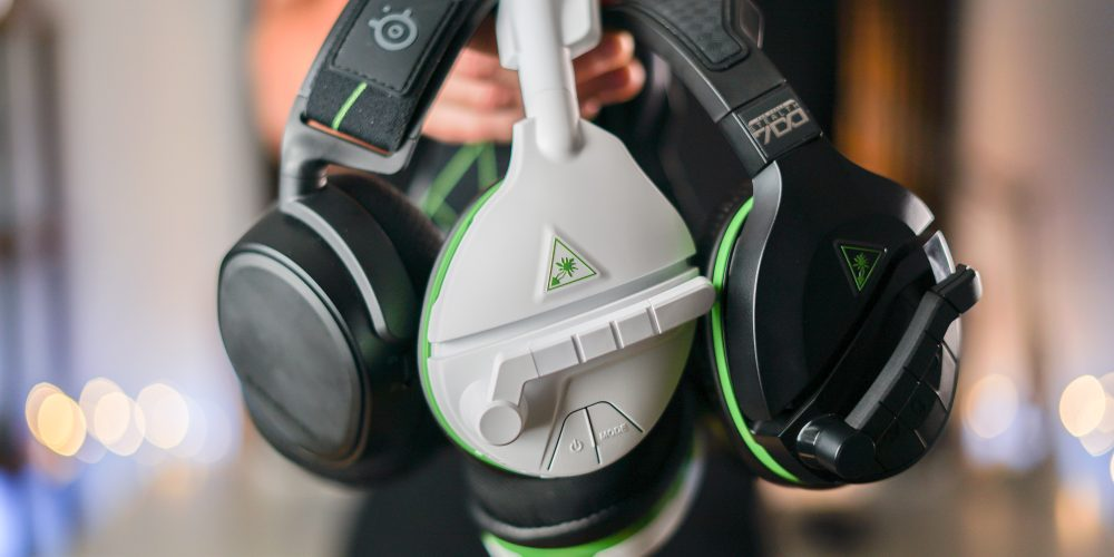 Turtlebeach Stealth headsets and SteelSeries Arctis 9X