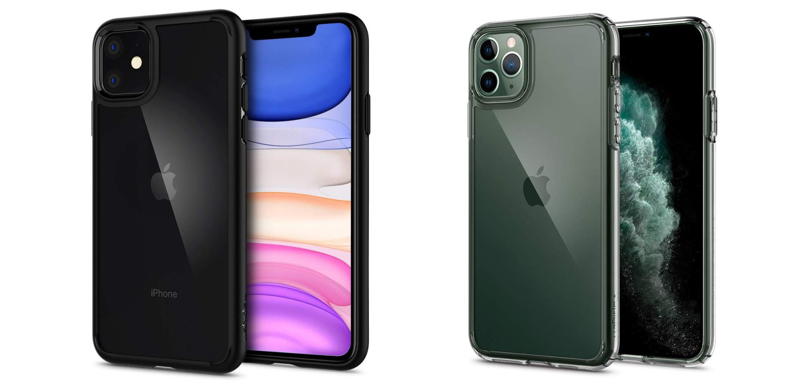 Spigen's iPhone 11/Pro/Max Ultra Hybrid Case is down to $9.50 (Reg. up to $25)