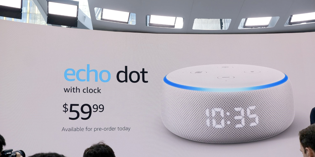 Amazon announces new hardware including Echo speakers, more [Updating]