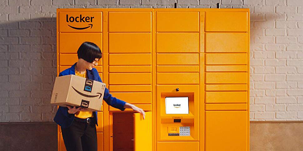Amazon Locker set to double its footprint over 12 months, report says