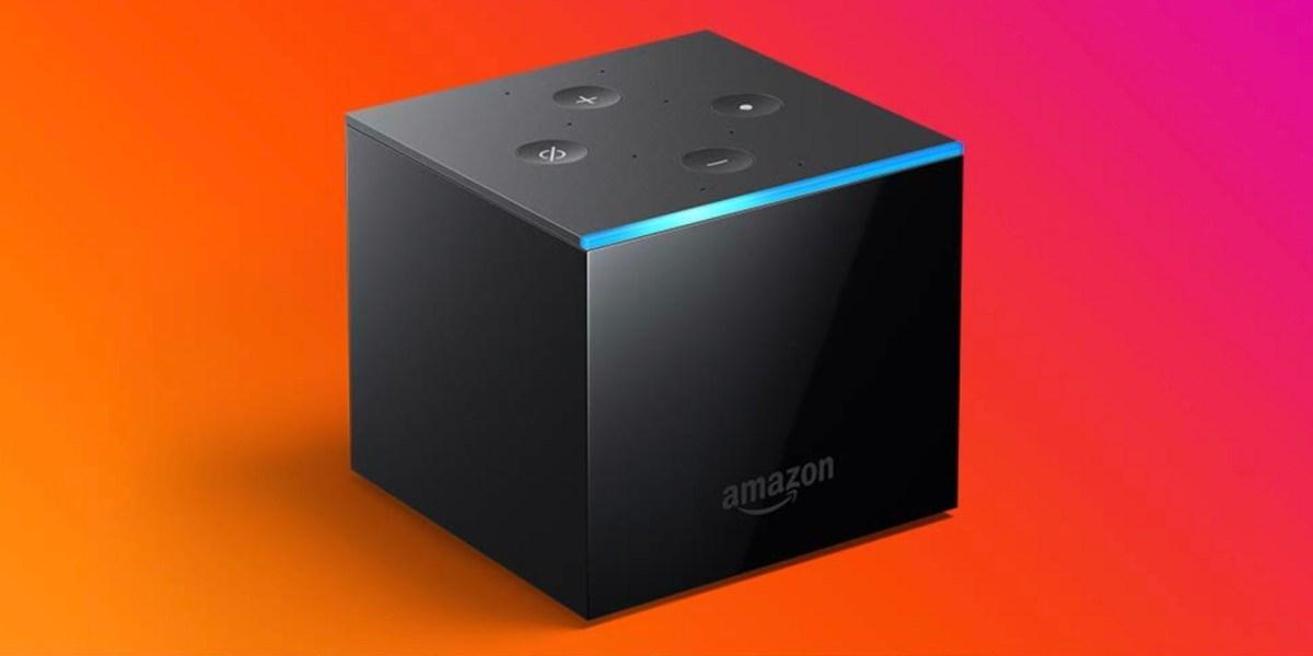 2nd gen fire tv cube