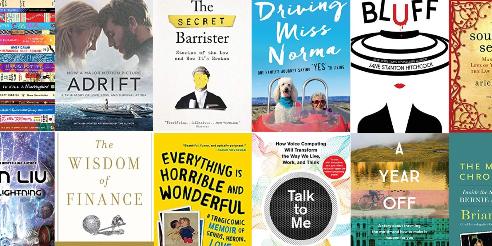 Treat your Kindle library to a selection of top-rated titles on sale from $2