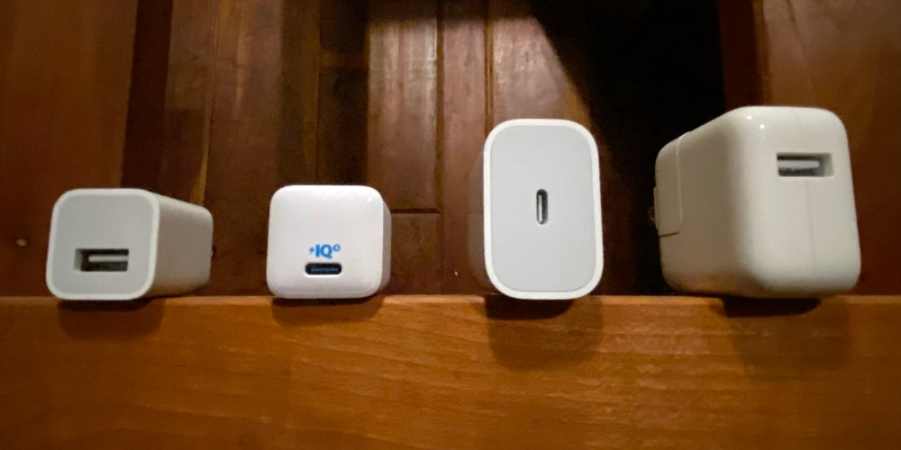 Anker comparison with apple