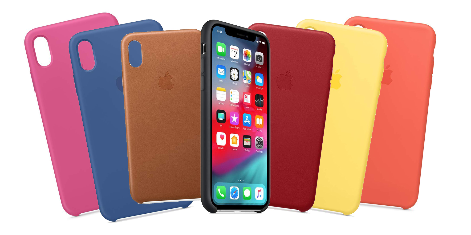 Amazon clears out official iPhone XS/Max cases with deals on silicone and leather