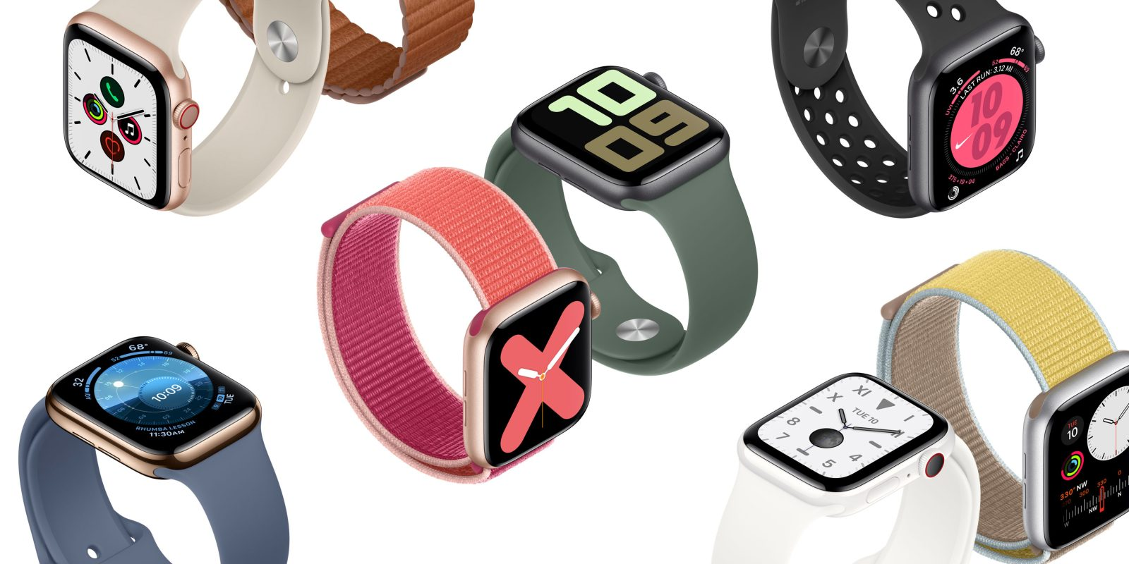 Nearly every Apple Watch band is at least 20% off, deals from $24