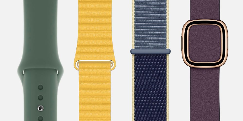 various apple watch bands