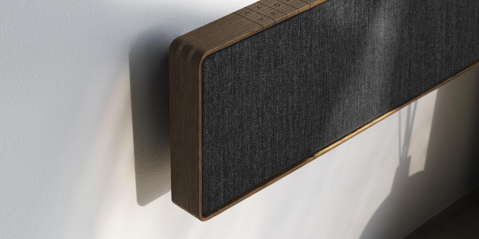 Bang & Olufsen unveils premium AirPlay 2 and Chromecast soundbar ahead of IFA