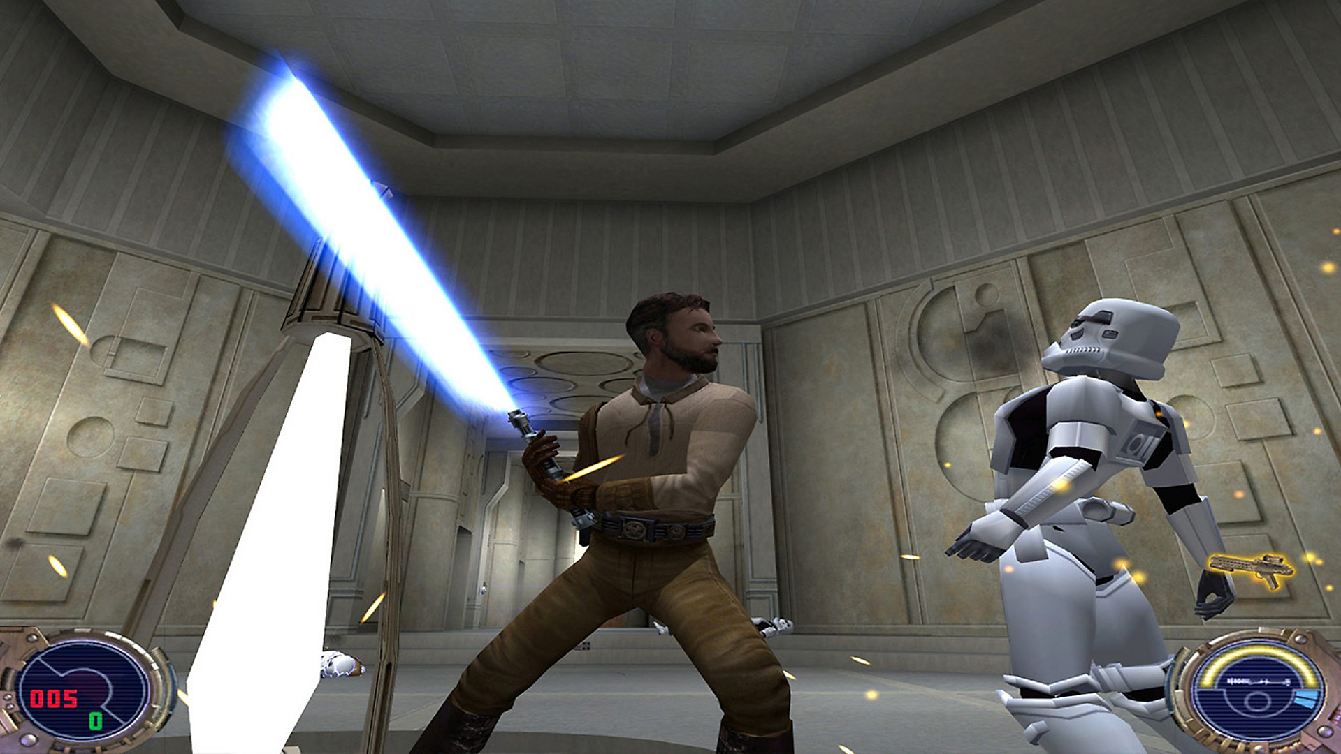 Classic Star Wars games release today