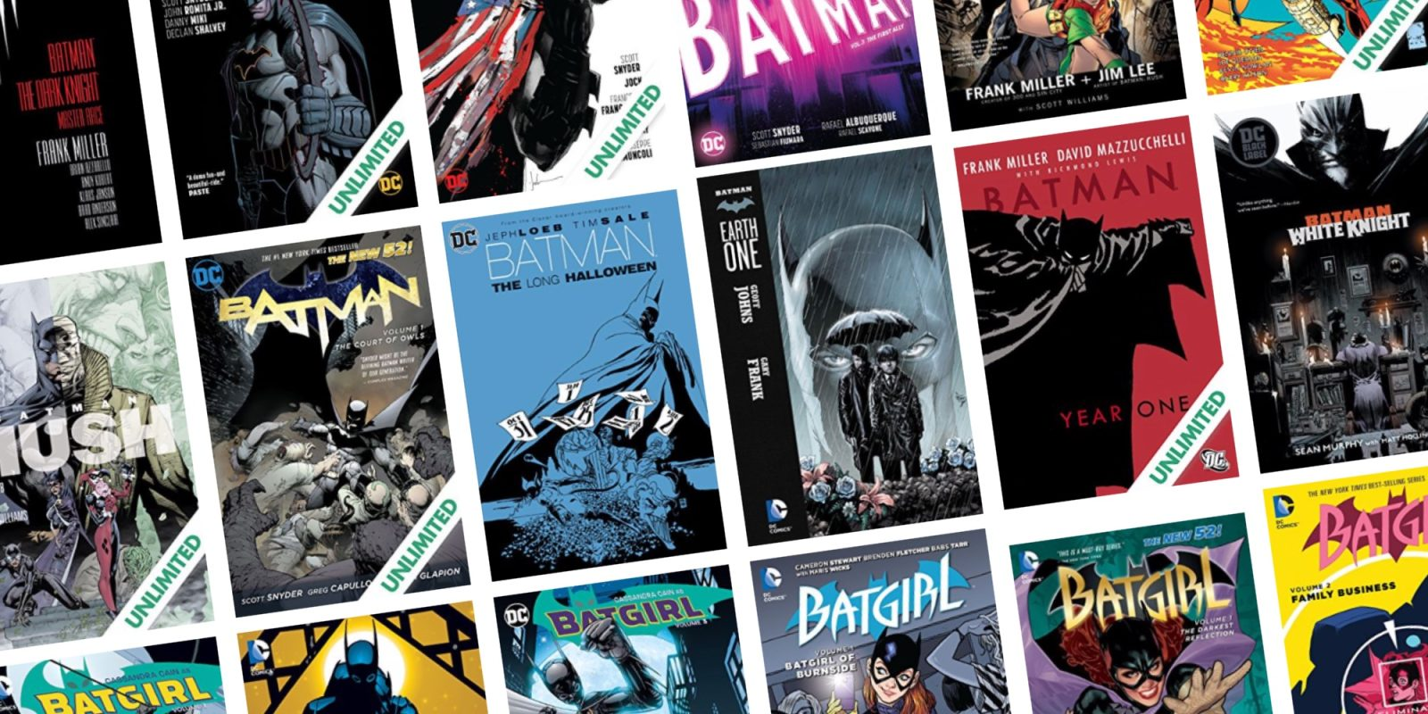 Celebrate Batman Day with up to 89% off graphic novels at ComiXology, more