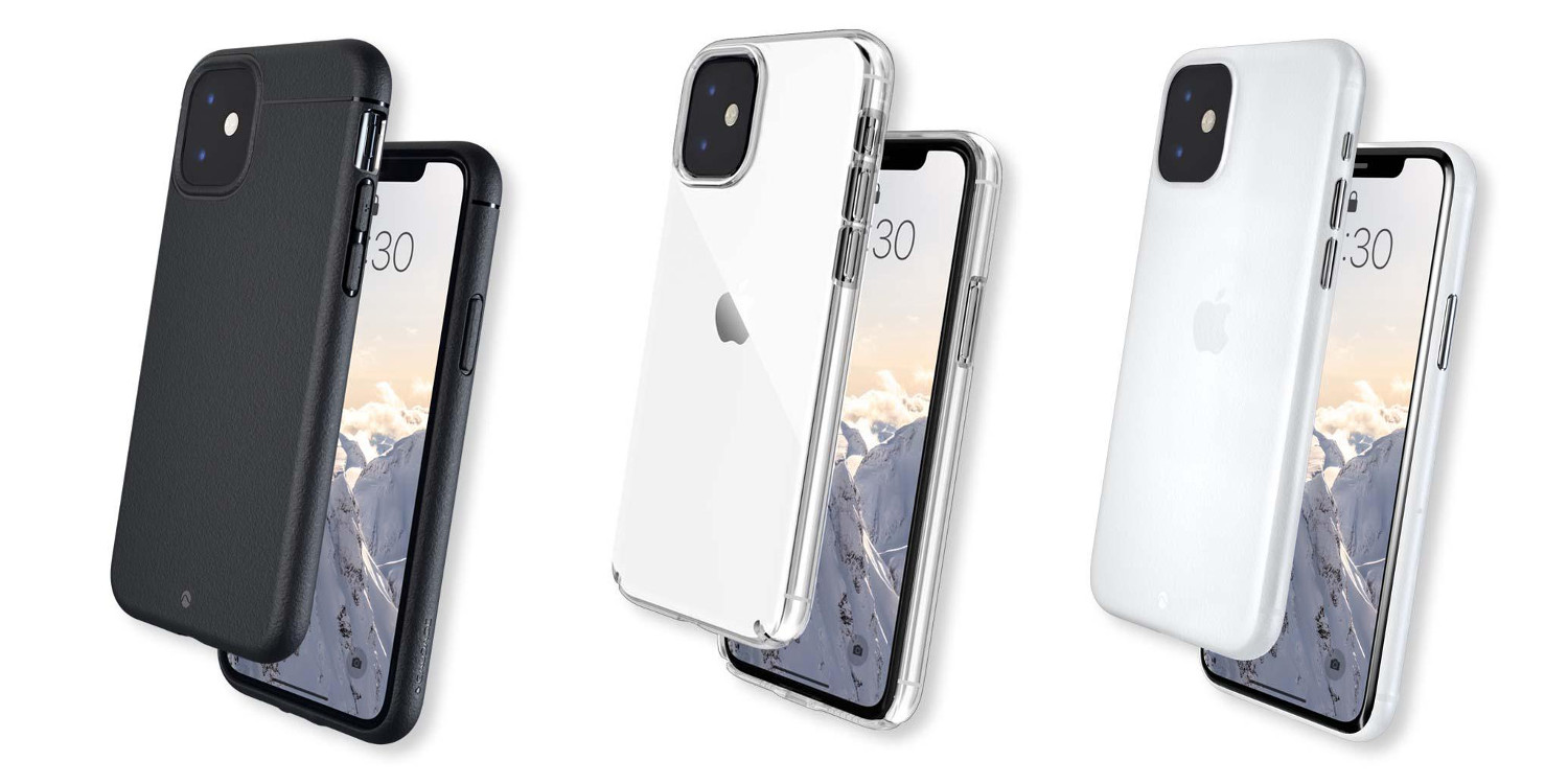 Discounted iPhone 11 cases from Caudabe are now live!