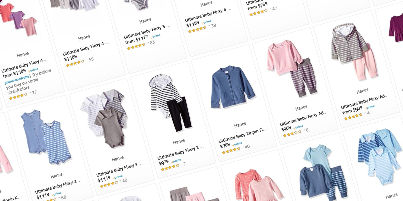 Today's Amazon Gold Box takes up to 30% off Hanes baby clothing starting at $7