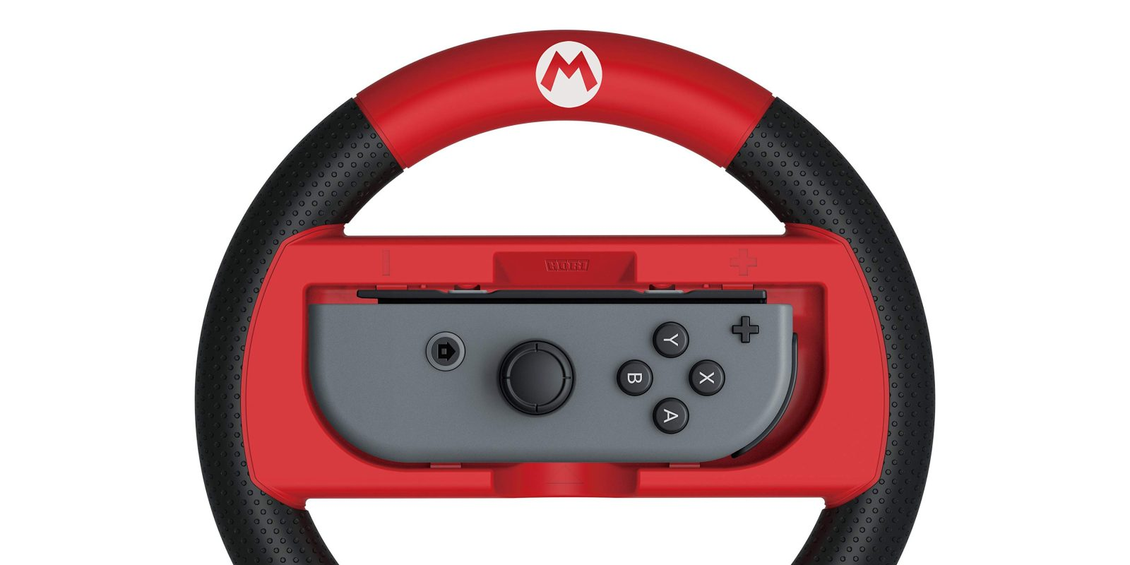 Take Mario Kart 8 to the next-level with a Joy-Con steering wheel for $10