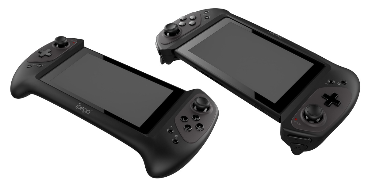 Nintendo Switch Grip Controller