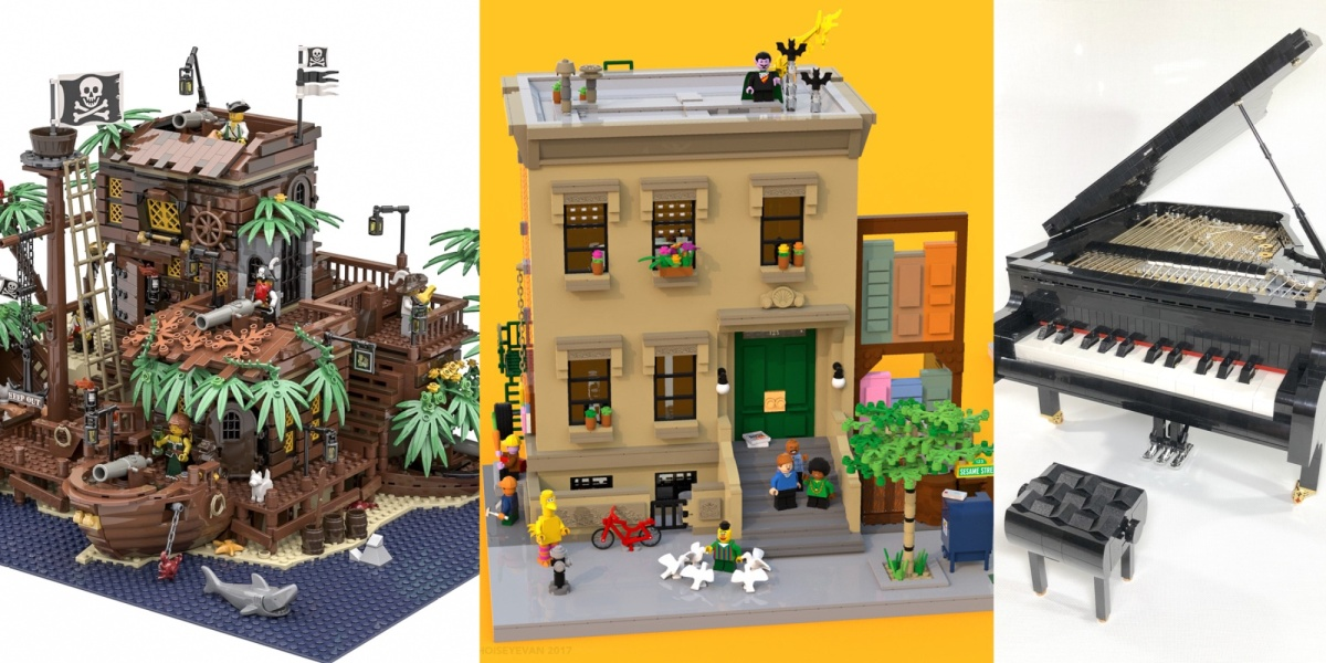 LEGO Ideas September