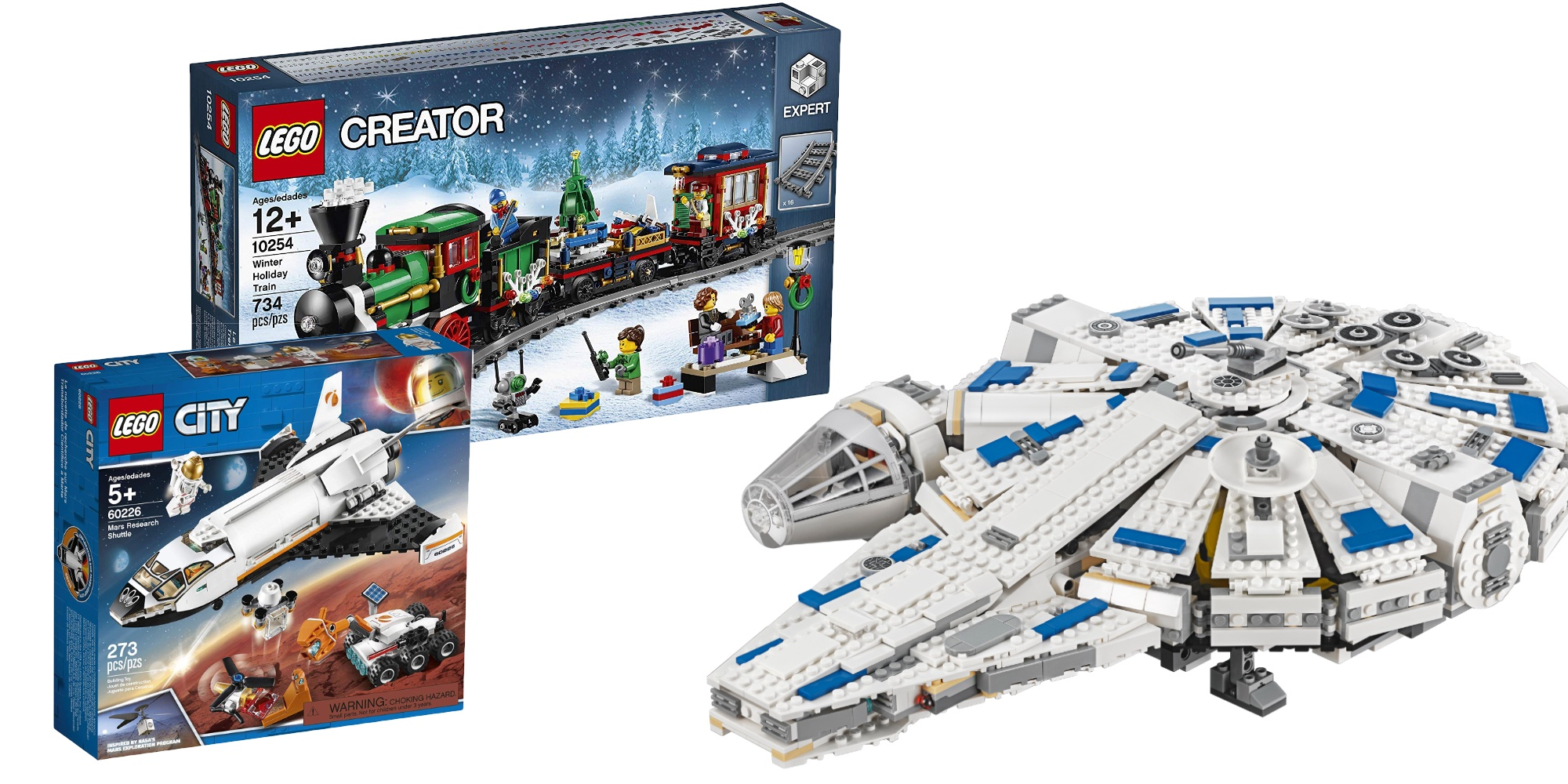 Amazon Offers Deep Discounts On Lego Star Wars Creator City More From 8 9to5toys