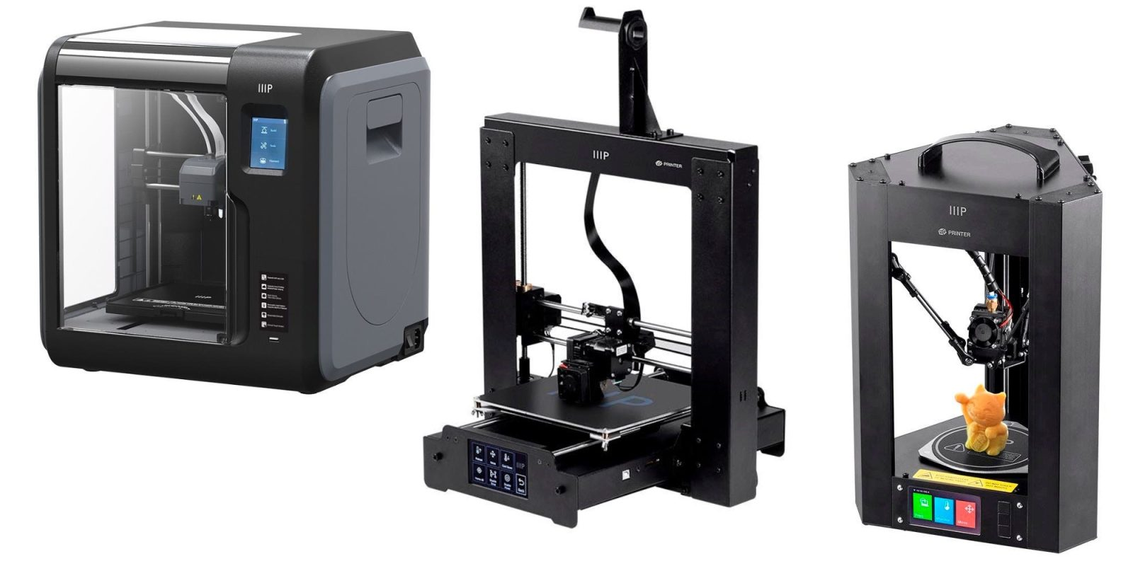 Monoprice takes up to 36% off a selection of its open-box 3D printers from $90