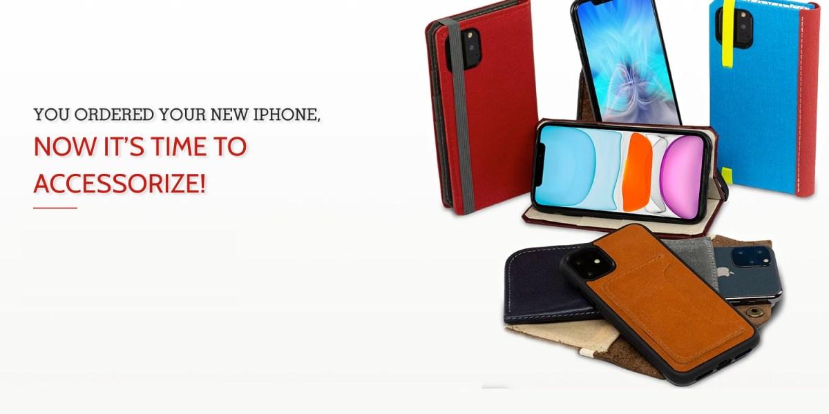 New iPhone 11 DODOcase gear