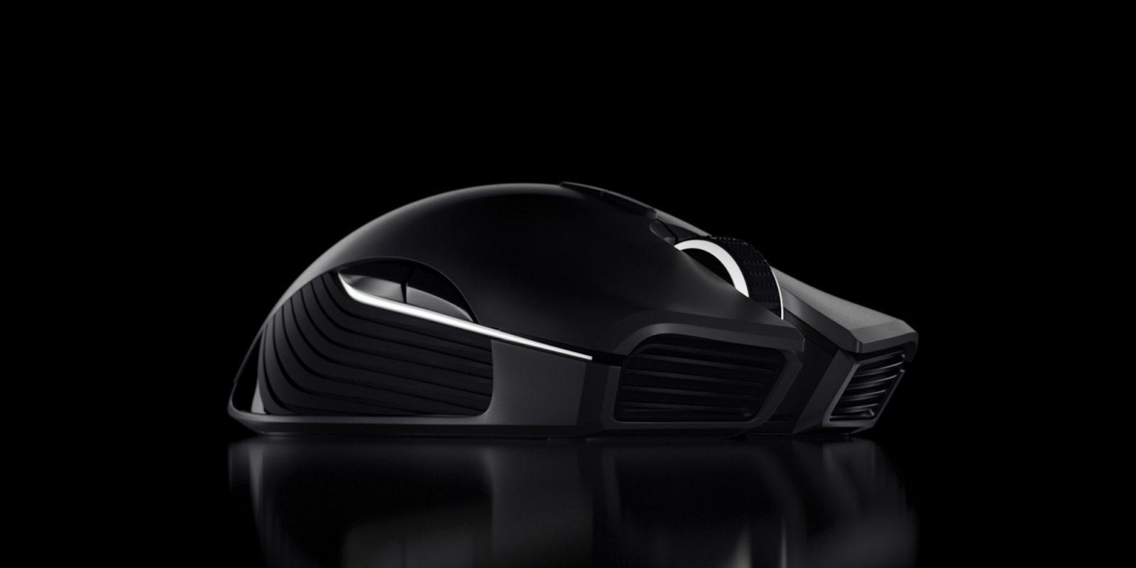 Chroma support shines on Razer's $60 Lancehead Wireless