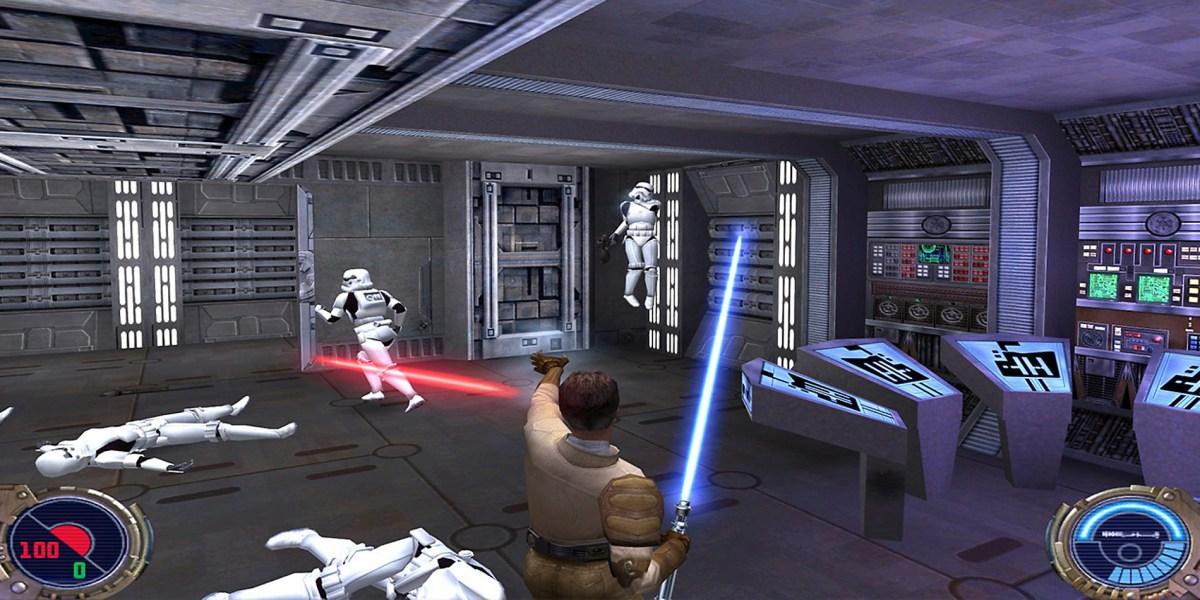 Classic Star Wars games: Jedi Knight II