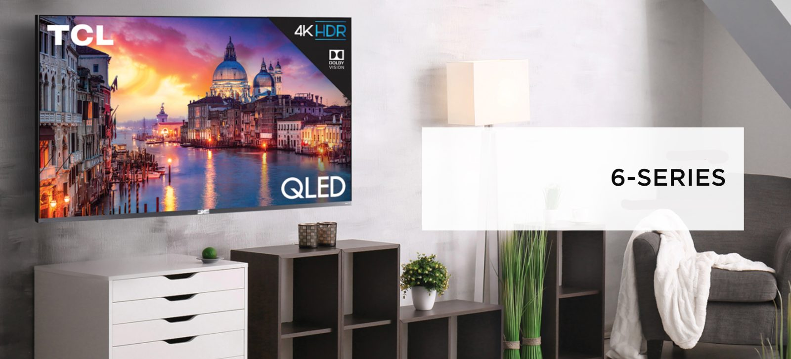 TCL's affordable 6-series 4K HDR TVs arrive today from $600