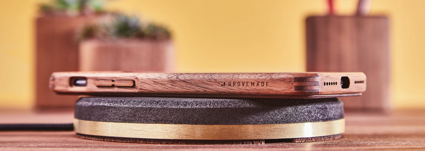 Grovemade wooden iPhone 11 cases now live