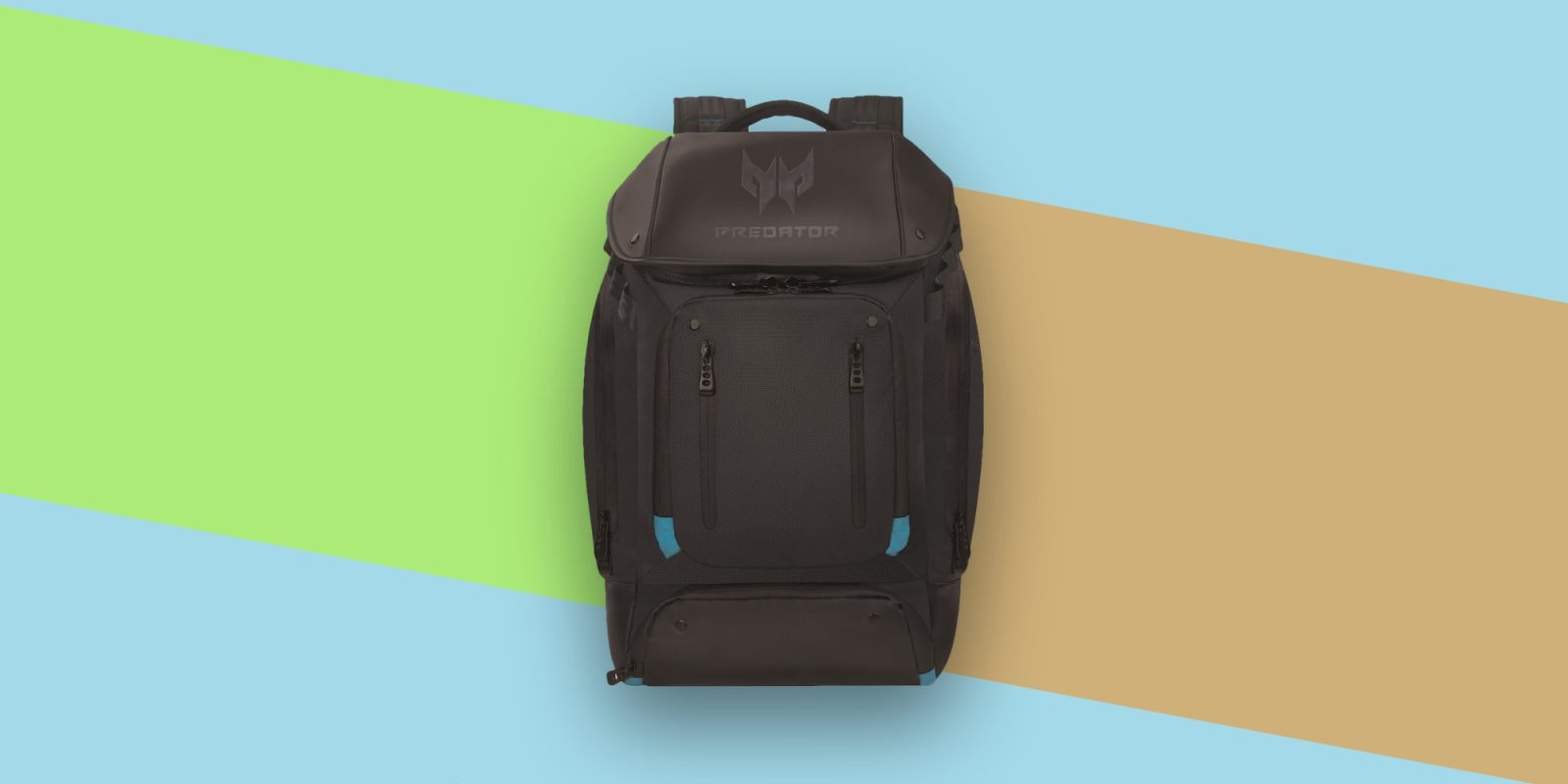 Stow any iPad or MacBook in Acer's Predator Utility Backpack: $80 (Amazon low)
