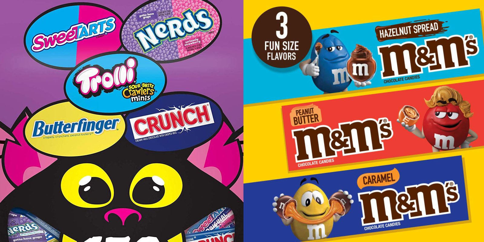 Score all your Halloween candy from $9.50 at Amazon: Nestle, Hershey's, more