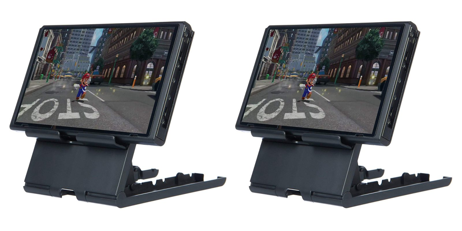 Perch your Switch up at the perfect angle with Amazon's Playstand for $6.50