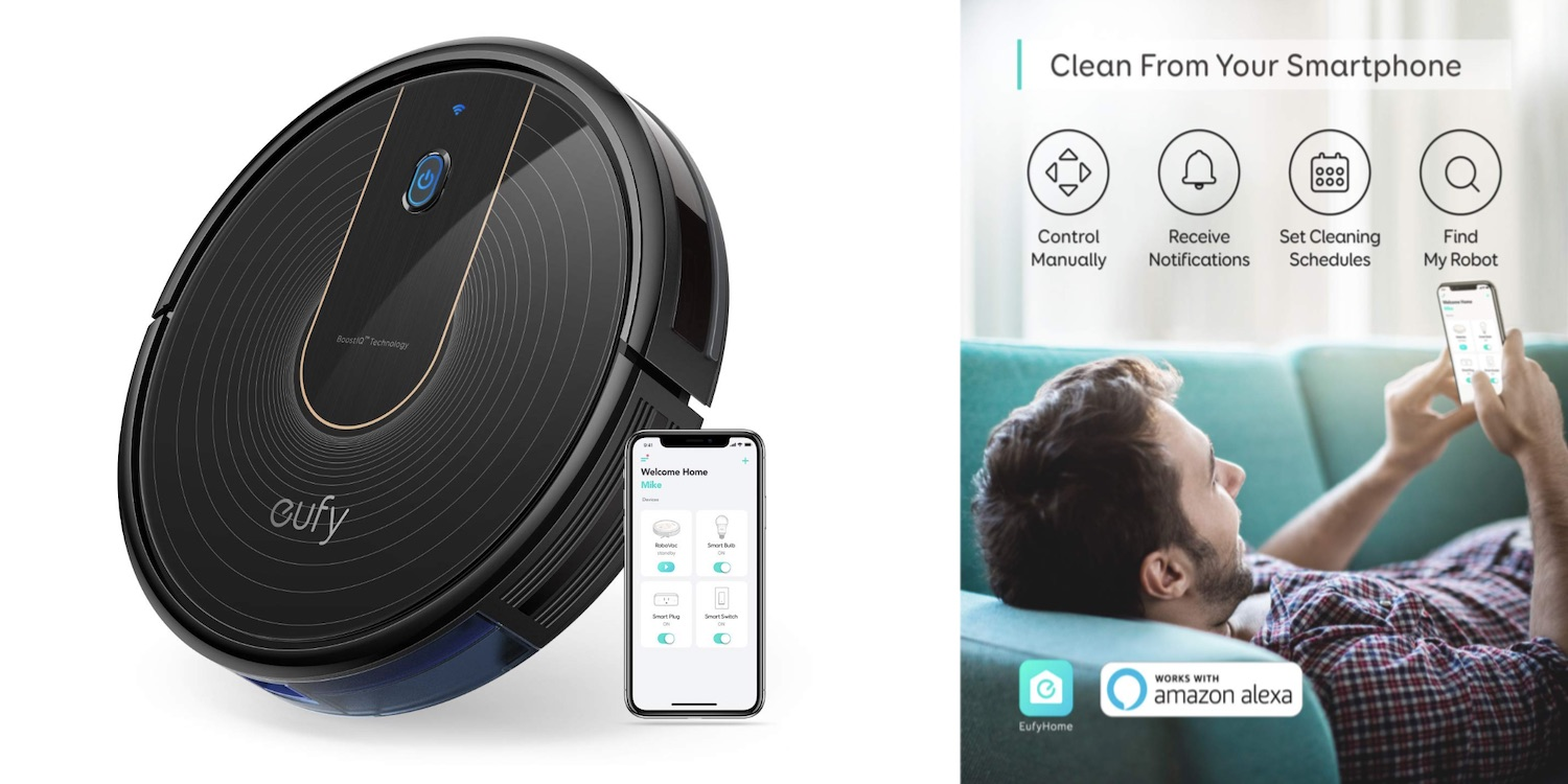 Robo-Vac your home for $170 in Anker's eufy BoostIQ 15C Gold Box