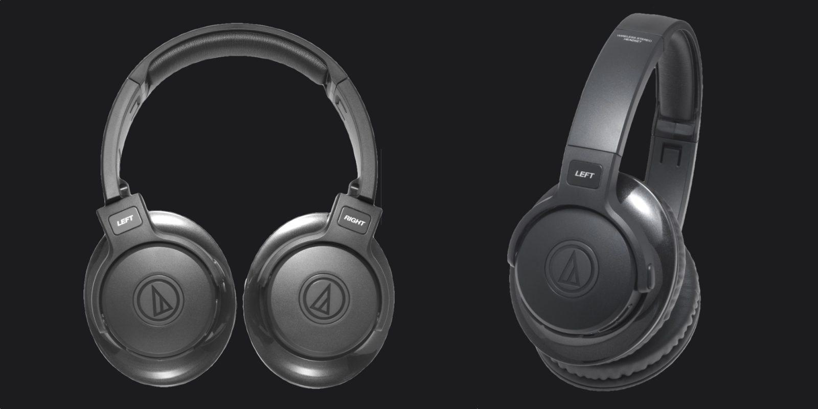 Score Audio-Technica's Bluetooth Headphones on sale for $96 (Reg. $129)