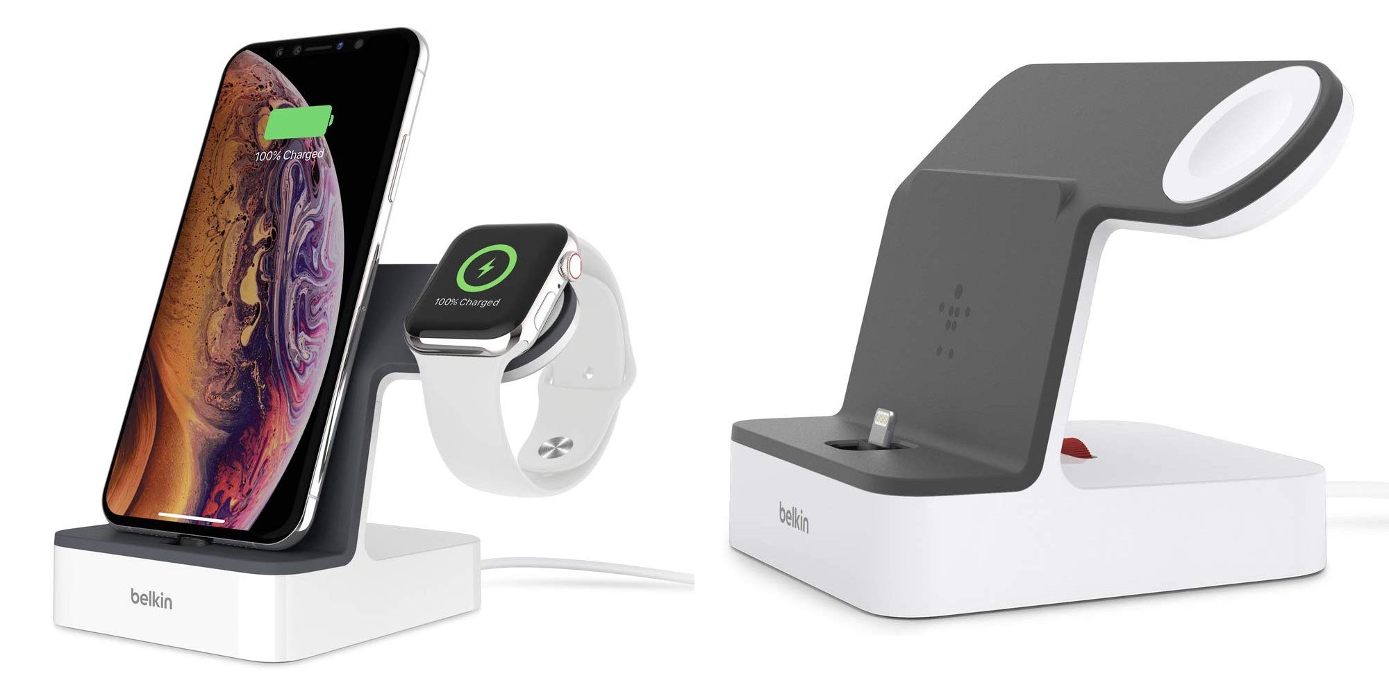 Belkin Powerhouse charges your iPhone and Apple Watch: $80 (Reg. $100)