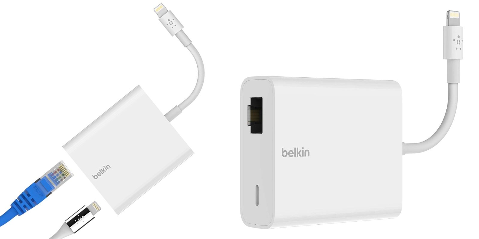 Belkin's Ethernet + Power Adapter for iPad gets nearly 30% discount to new low