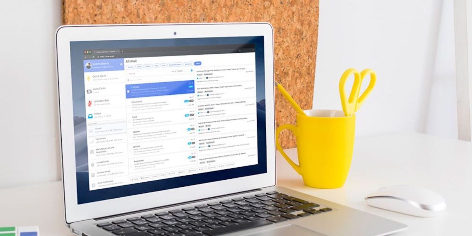 Keep your inbox tidy with Clean Email, starting at $10 (Orig. $96)