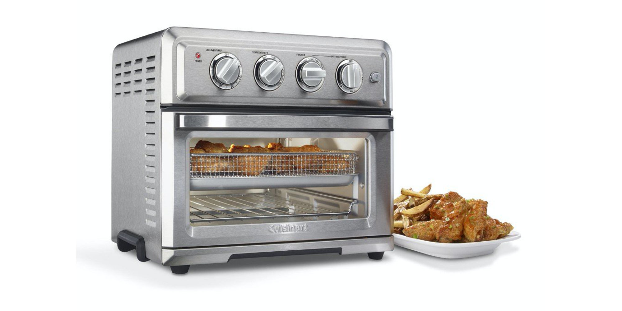 Cuisinart S Toaster Is Also An Air Fryer Convection Oven