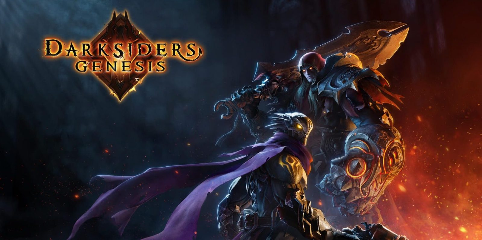 New Darksiders Genesis trailer hits with Stadia, PC, and console release date
