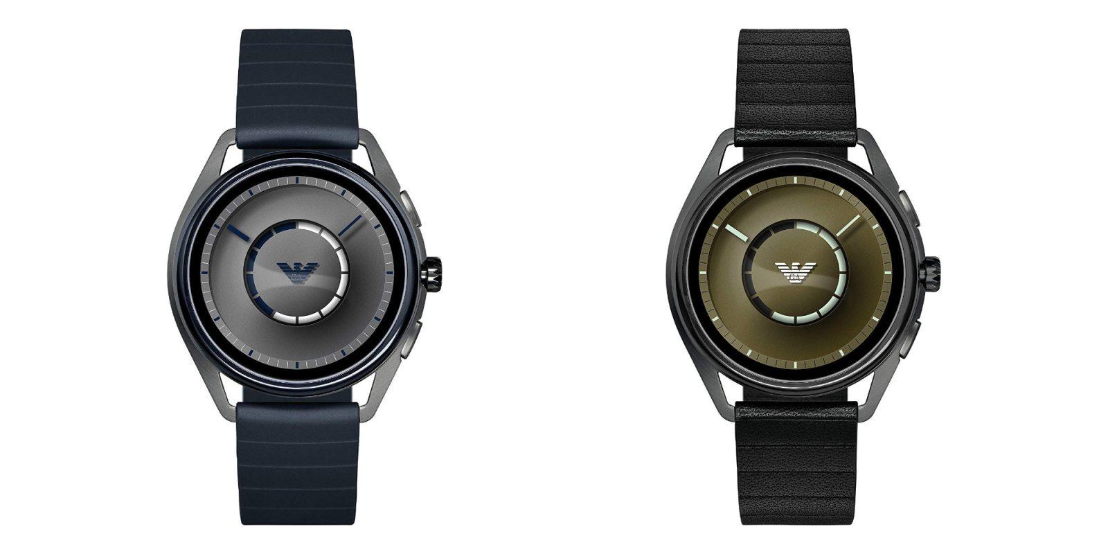 Emporio Armani's fine Italian Wear OS Smartwatch drops to $249 (Reg. $345)