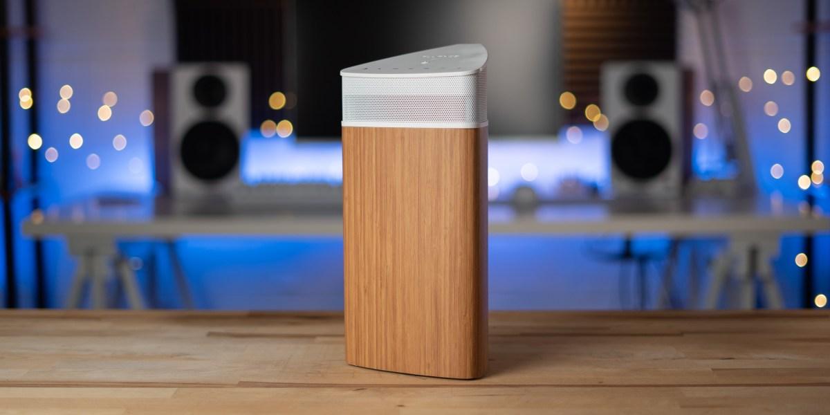Fluance Fi20 Bluetooth speaker feature