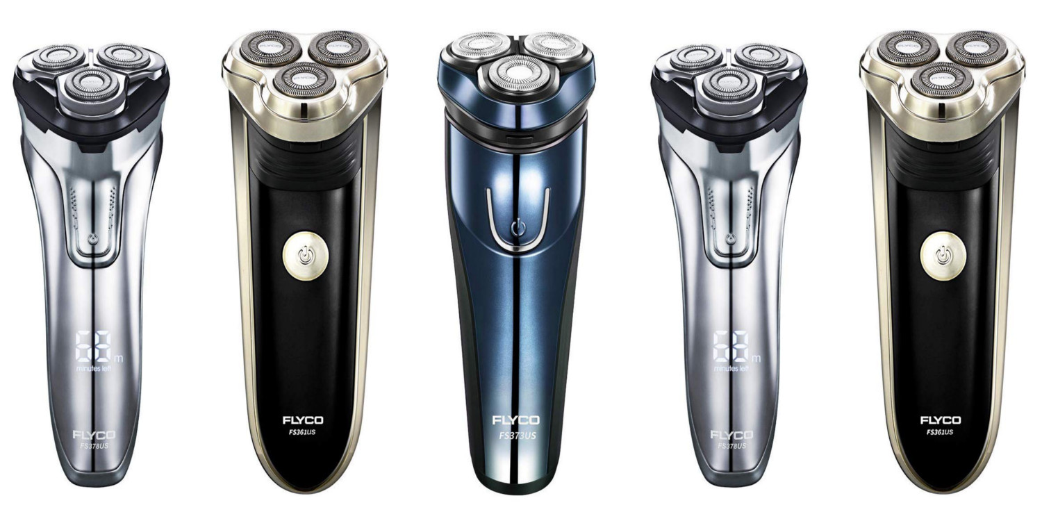 Refresh your electric shaver from $16 in today's Amazon Gold Box (20% off)