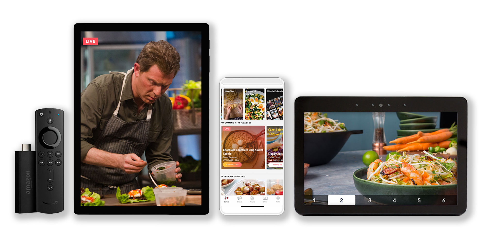 food network kitchen devices
