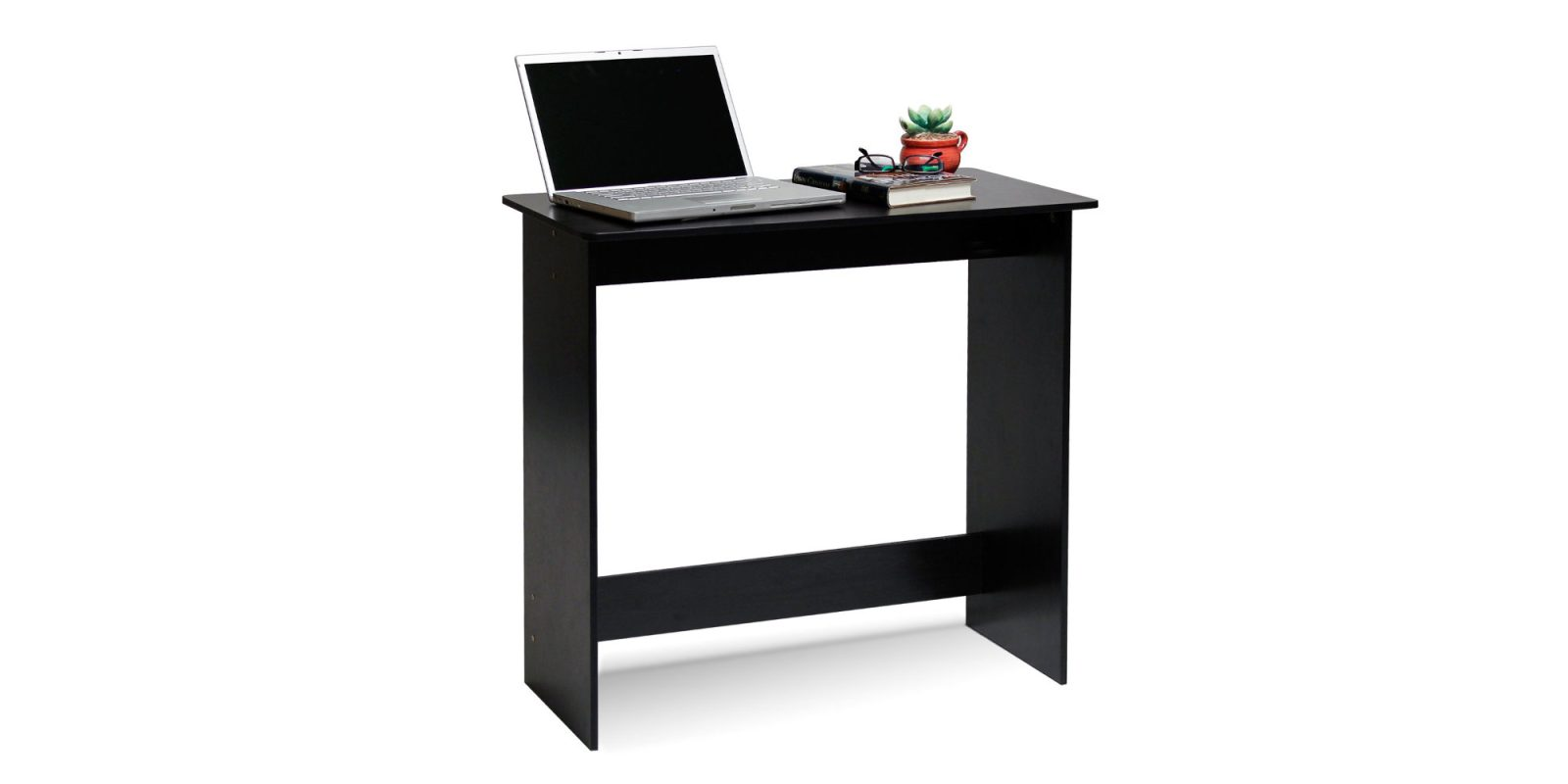 Just $23.50 updates your desk with Furinno's Simplistic Study Table