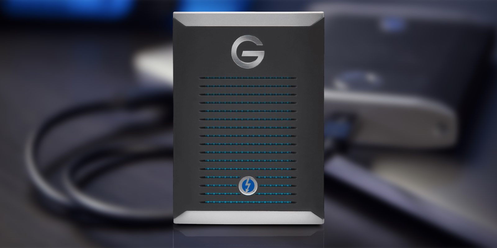 Enjoy 2.8GB/s speeds w/ G-DRIVE's 1TB Mobile Thunderbolt 3 SSD up to $180 off